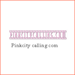 Pink City Calling